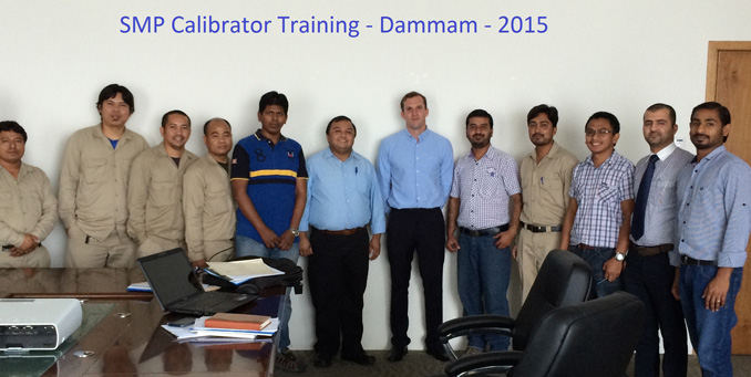 calibrator-training